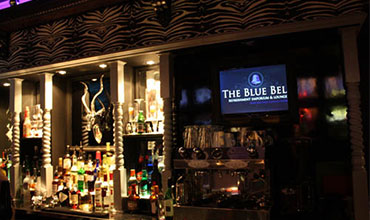 Blue Bell In Nottingham City